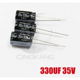 一般電容330UF 35V 10*16 (3顆入)
