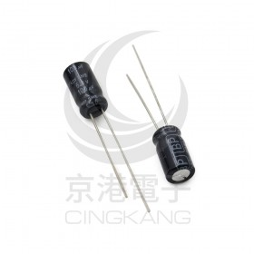 一般電容 100UF 6.3V 6*11 (10顆入)
