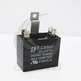起動電容方形 20UF250V