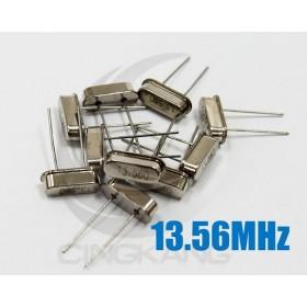 49S型無源晶振 13.56MHz(10入)