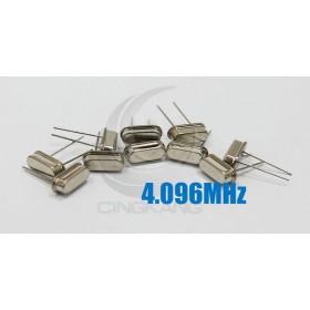 49S型無源晶振 4.096MHz(10入)