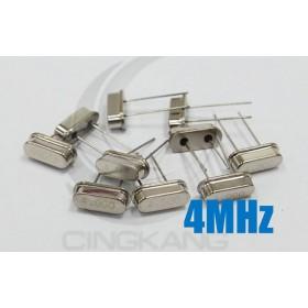 49S型無源晶振 4MHz(10入)
