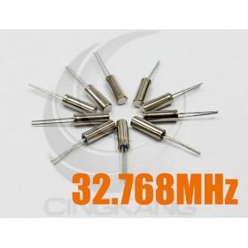 圓柱型2*6晶振 32.768MHz(10入)