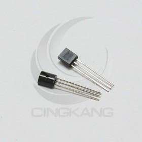 2N5551 (TO-92) 0.5A/40V 電晶體 (5PCS/包)