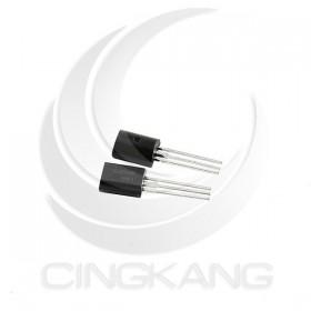 C2482/2SC2482 (TO-92L) 0.1A/300V 電晶體 (2PCS/包)