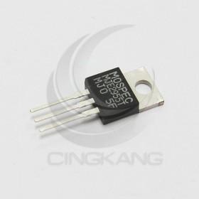 MJE2955T (TO-220) 10A/60V 電晶體 (可替代2N6107)