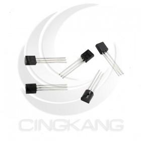 S8550/SS8550 (TO-92) 0.5A/40V 電晶體 (5PCS/包)