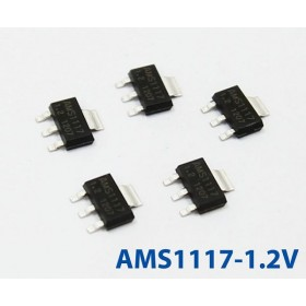 AMS1117-1.2V(SOT-223) 穩壓IC(5入)