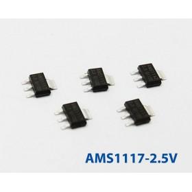AMS1117-2.5V(SOT-223) 穩壓IC(5入)