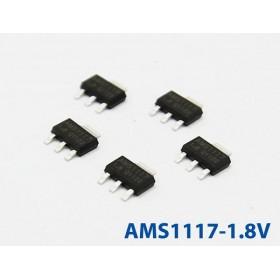 AMS1117-1.8V(SOT-223) 穩壓IC(5入)
