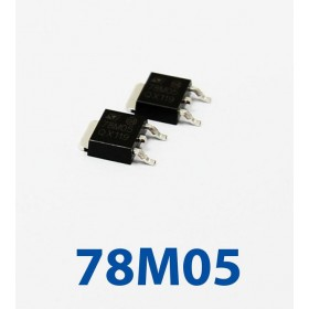 78M05(TO-252) 三端穩壓電路