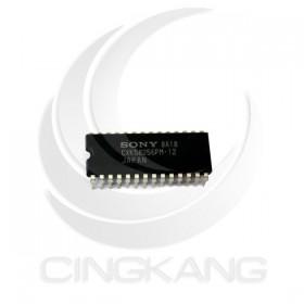 SONY CXK58256PM-12/ CXK58256P-12L DIP-28