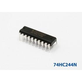 SN74HC244N(DIP-20) 緩衝器/線驅動器 邏輯IC