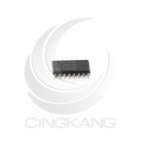 74HC4051 (SOP-16) 三八譯碼器/解碼器