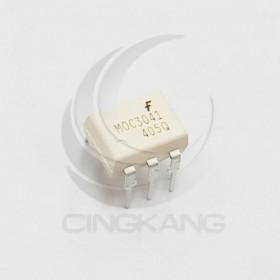 MOC3041(DIP-6) 光電耦合 雙向可控矽驅動器