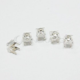 食人魚5mmLED燈珠-透明發黃光 1.8-2.0V (5入)