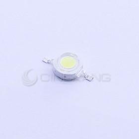 LED燈珠3W 200~220LM 白色發白光 3.6-3.8V
