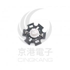 鋁基板LED 高功率1W 白光 (3.2V~3.6V)