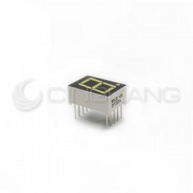 白色1位 0.56英吋 共陽 SM710561  7段顯示器