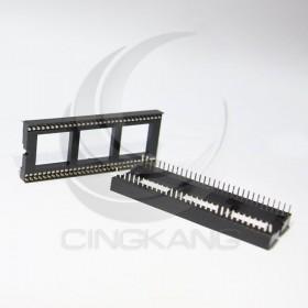64PIN 寬形方孔 IC座(5入)