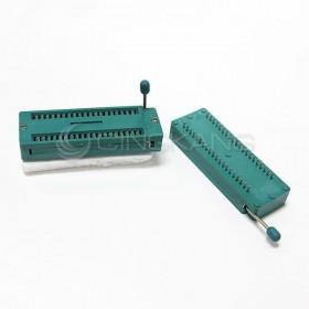 40PIN 寬形 IC測試座