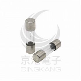 20mm  3.5A 250V 快熔型玻璃保險絲 銅頭(100入)