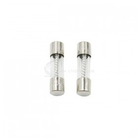 20mm  12A 250V 玻璃保險絲 慢熔型(2入/包)