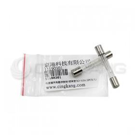 微波爐用高壓保險絲-玻璃管5KV-0.9A (2PCS/入)
