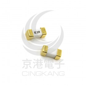 貼片快熔斷微型保險絲 1808 2A 125V(5入)