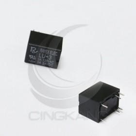 插板式繼電器 LU-3V 3A 6PIN