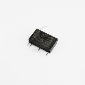 插板式繼電器JZC-49FA/005-1H1 5V 5A30VDC 4PIN
