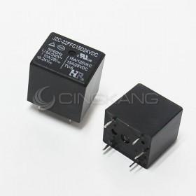 插板繼電器 JZC-22FFC15D24VDC 15A28VDC 5PIN