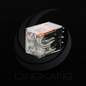 OMRON MY4N-GS 12VDC 3A/30VDC 14PIN 繼電器