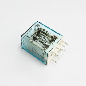 繼電器帶LED LB2HN-24DS 10A30VDC 8PIN