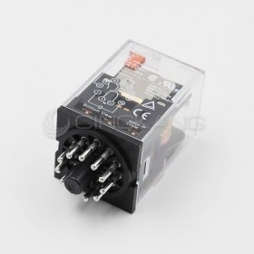 OMRON MKS3P 24VDC 10A 11P 繼電器