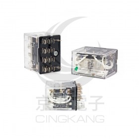 OMRON LY4N-D2 DC24 繼電器