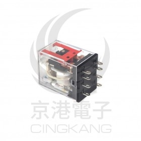 OMRON MY2N-GS DC48V 5A/30VDC 8PIN 繼電器