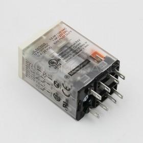 RXM2AB2B7 2P帶燈AC24V 8PIN (RX12A12B2B7取代) 繼電器