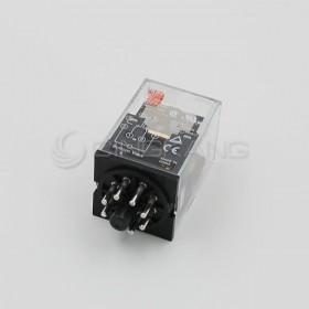 OMRON MKS2P 110VAC 10A 8P 繼電器