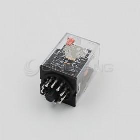 OMRON MKS3P 110VAC 10A 11P 繼電器