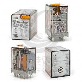 finder繼電器 55.32.8.230.0040 230V10A-250V8PIN