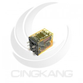 IDEC和泉 RU2S-C-A220 8PIN 焊腳小型繼電器