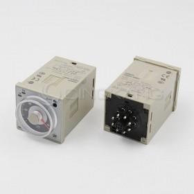 OMRON H3BA-N8H 110VAC 8PIN 繼電器