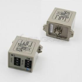 TDV-NM-110V 數位雙調多段限時繼電器