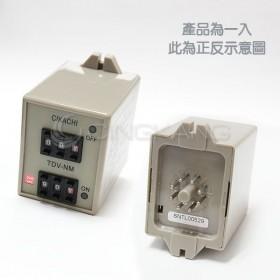 TDV-NM-220V 數位雙調多段限時繼電器
