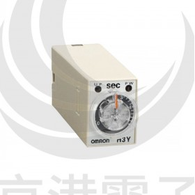 OMRON H3Y-2-C 5s AC220V 限時繼電器