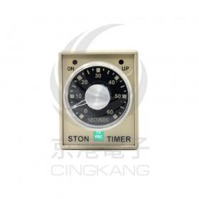 STON TRF-V2-60S DC12V 6S~60S 斷電型限時繼電器