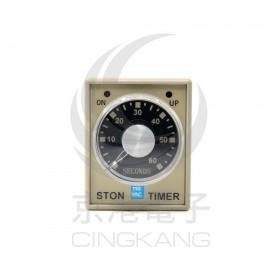 STON TRF-V2-60S AC110V 6S~60S 斷電型限時繼電器
