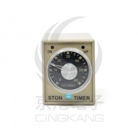 STON TRF-V2-60S AC220V 6S~60S 斷電型限時繼電器