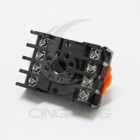 CIKACHI PF085A 限時繼電器插座 8針
